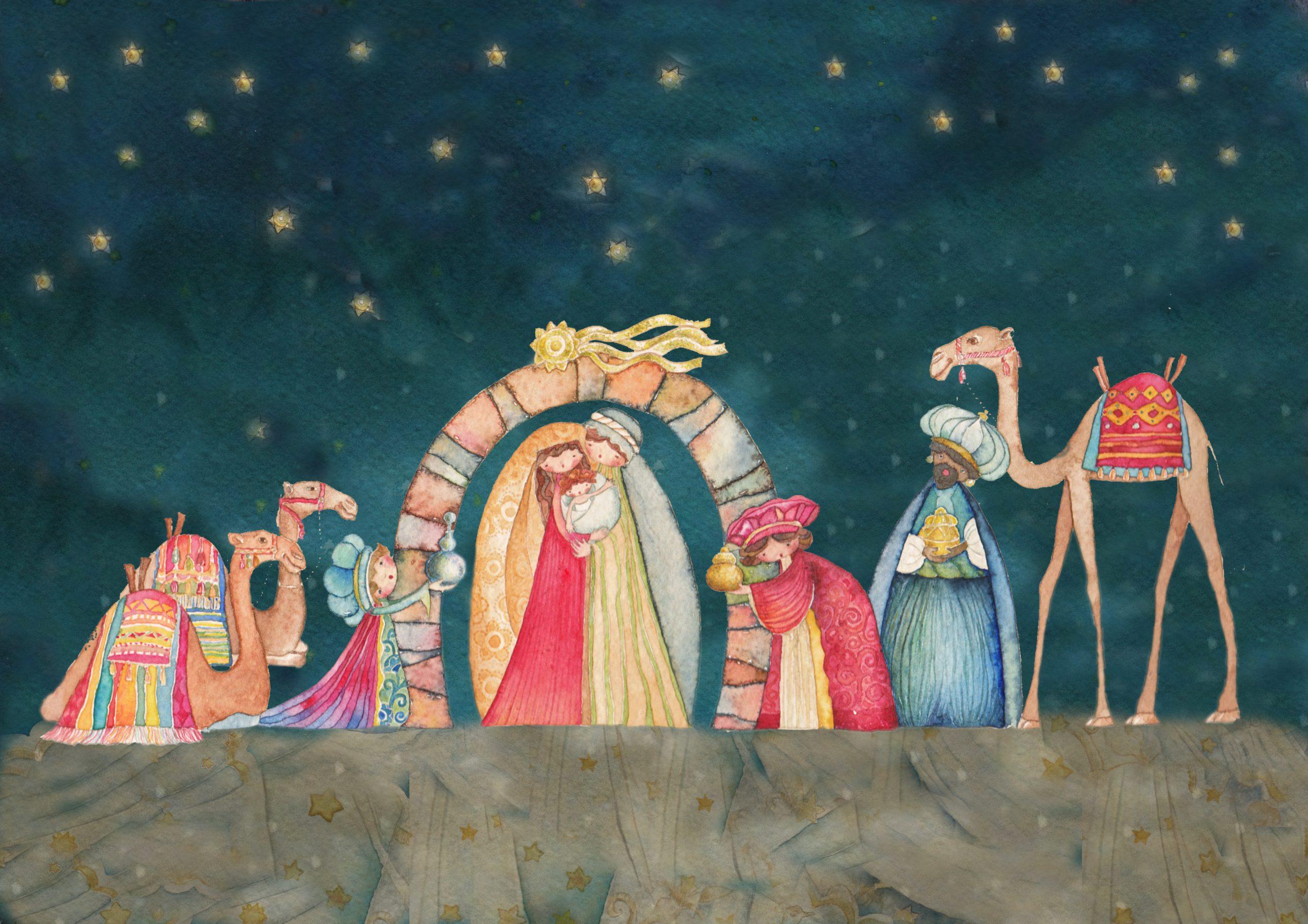 Jesus, the Peace-Child