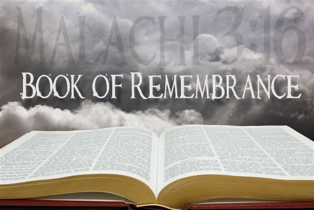 A Book of Remembrance for the Righteous