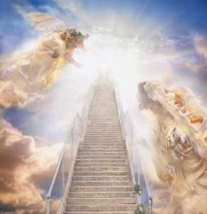 A door opened in Heaven