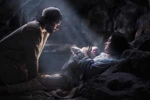 "A scene from the movie ""The Nativity"""
