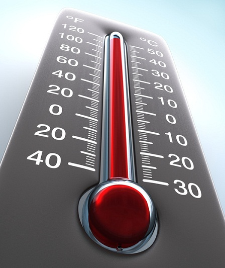 Are you only a thermometer, or do you set the temperature?