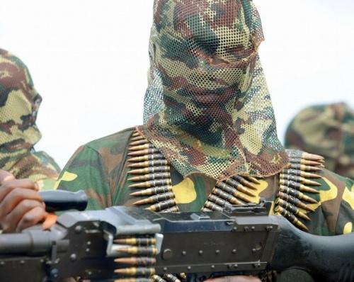 Boko Haram Islamic Nigeria Militant
