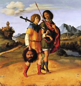 David and Jonathan, the story of a godly friendship