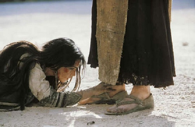 Deeper With GOD - Go and sin no more (the woman caught in the act of adultery at the feet of Jesus)