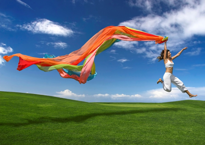 Enjoy the freedom to live without fear