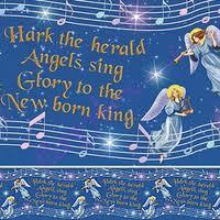 Hark! The Herald Angels Sing...