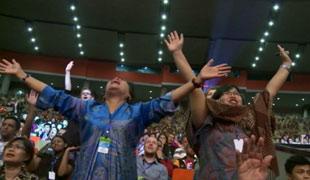 Muslim Indonesia Hosts Historic Christian Gathering