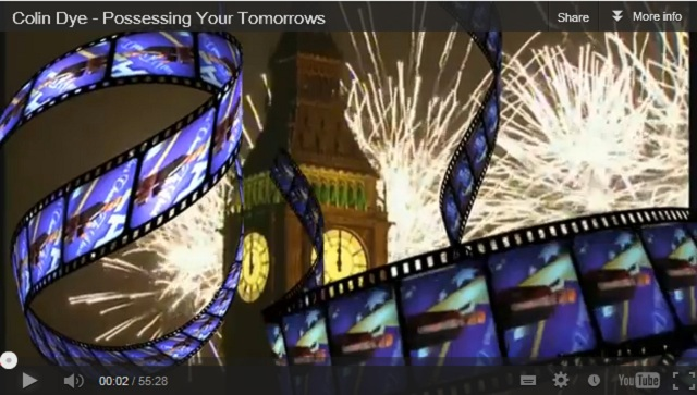 Possessing your tomorrows, keynote address 2013 by colin Dye