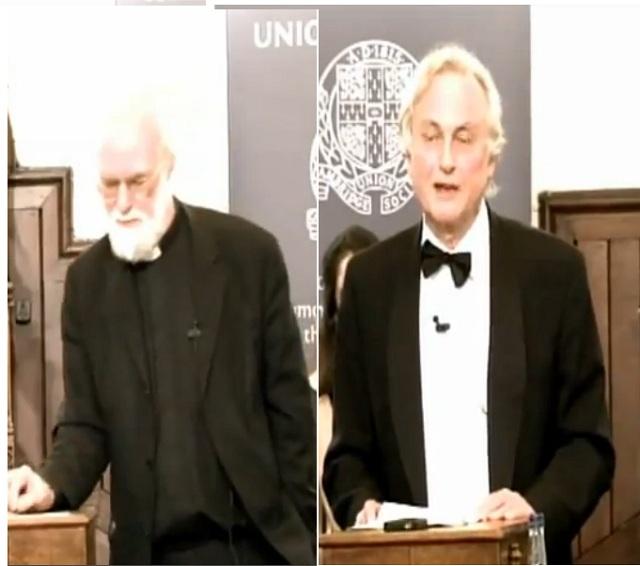 Richard Dawkins Loses Debate Against Former Church of England Head Rowan Williams at Cambridge University (FULL VIDEO)