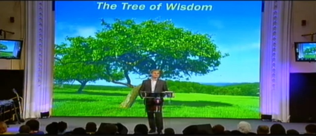 The Tree of Wisdom, a sermon by Colin Dye