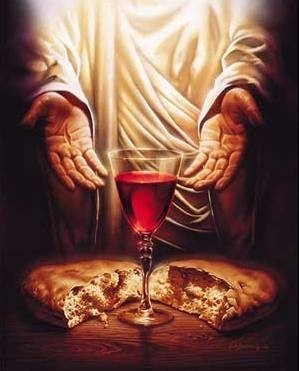 The cup of the new covenant