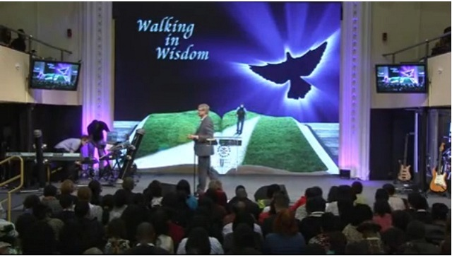 Walking in wisdom, a sermon by Colin Dye