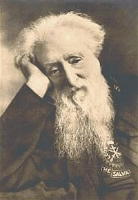 William Booth was the founder of the Salvation Army