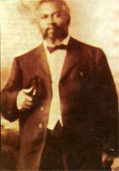 William. J. Seymour was central to the Holy Ghost-inspired Azusa Street Revival